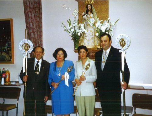 H. Mayores 2000/01
