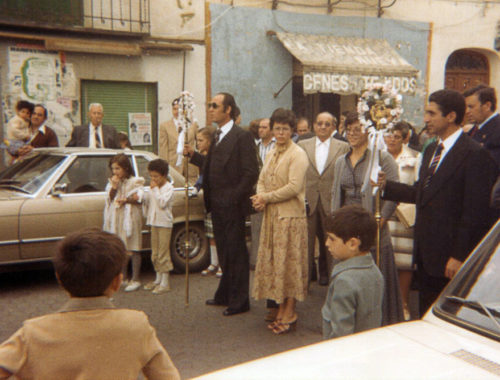 H. Mayores 1977/76